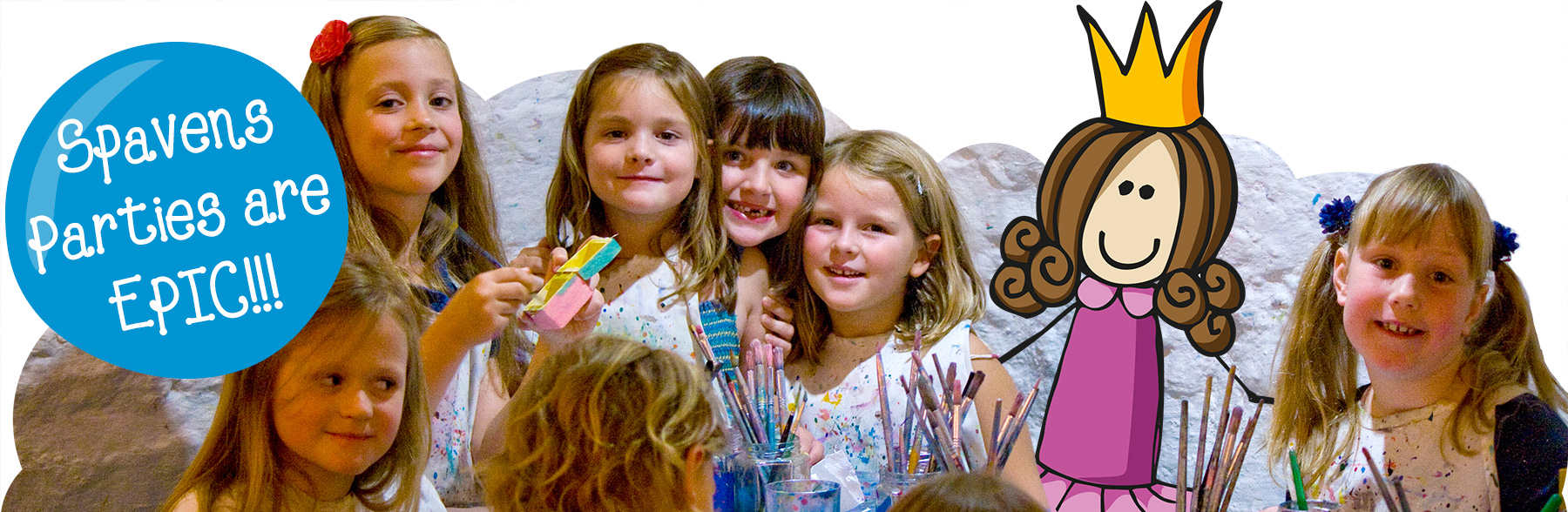 Party Packages Spavens Sweet Shop Party Venue - Children's birthday parties flintshire
